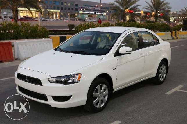 Lancer EX 1.6 full automatic 2012