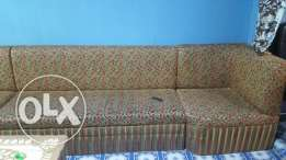 Sofa set for sale only for 300