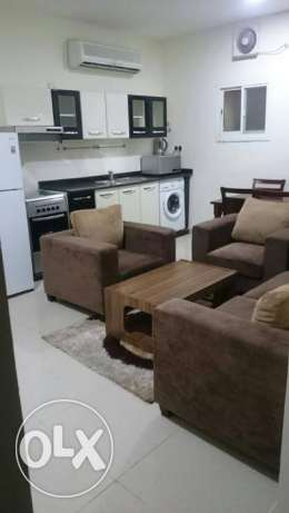 old al Rayyan 2 bedroom compound Flat