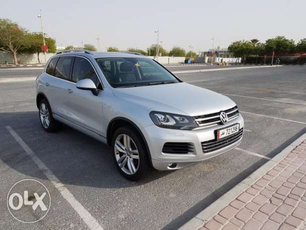 Volkswagen Touareg 2011 Full Option for sale