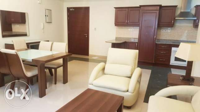 Fully-Furnished 1-Bedroom Flat At -Mushaireb-