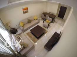 No Commission : Furnished 3 bedrooms Najma