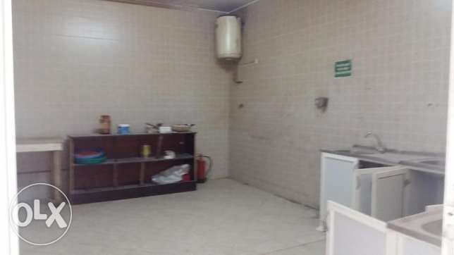 21 Rooms for rent in Doha Industrial area