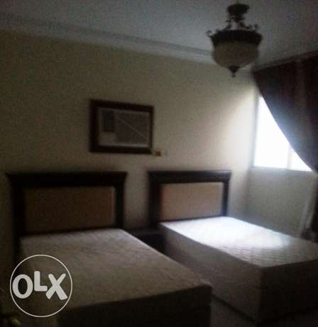 Fully furnished 3 B/R flat behind Holiday villa