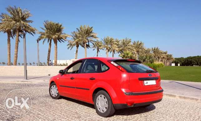 Ford Focus 1.6 - 2007- Western Lady owner ميناء دوحة -  2