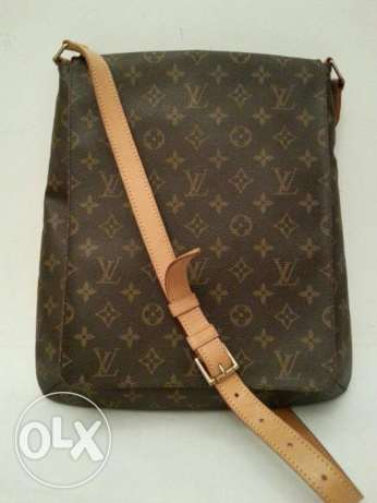 Used Authentic Louis Vuitton Musette Salsa GM