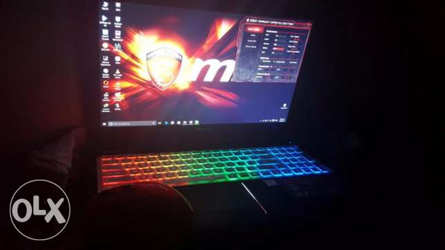 MSI GE62 6QD i7 6700 Hq 12 gb drr4