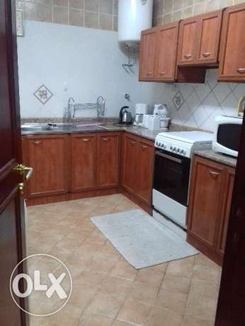 Well maintained fully furnished flat for rent at najma مطار الدوحة -  4