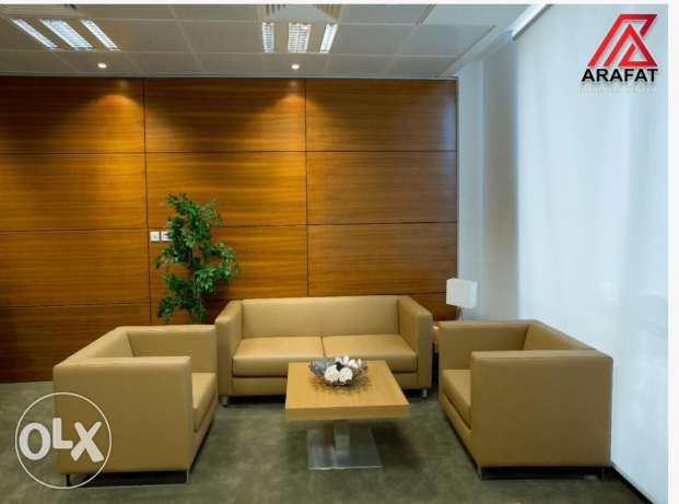 In the Heart of Doha Commercial Offices Ready to Move