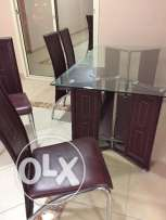 Urgent Sale...Dining Table with chair