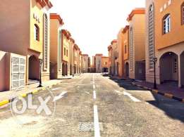 for bachelors..nice 5 bedroom u/f 39 compound villa in umm salal ali