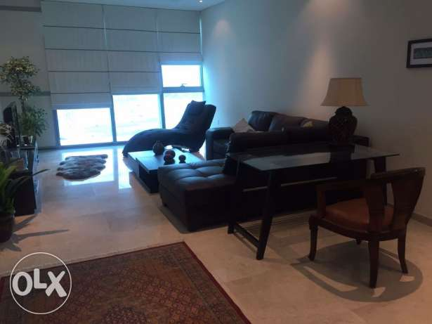 cozy 2 bedrooms apartment in Zigzag Tower