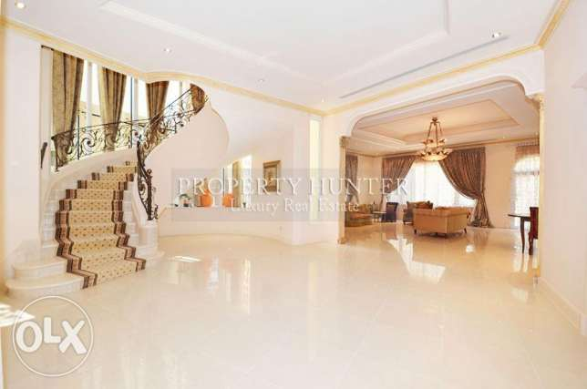 Massive 6 Bedroom Villa in West Bay Lagoon