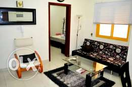 1 bhk fully furnished apartment in umm ghwailina include w&e