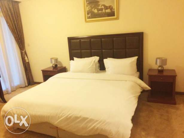 Fully-Furnished, 2-Bedroom Flat At -Mushaireb