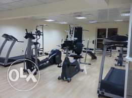 FF&UF flat in al-sadd 2BHK inside buildind pool and gym and club house