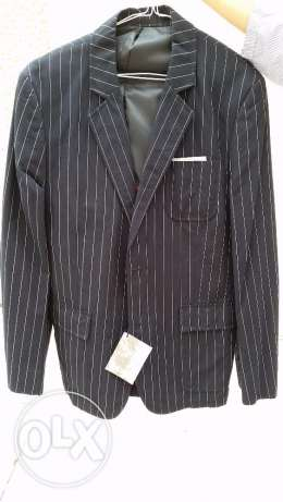 Jacket Scapa Sport cotton stripe