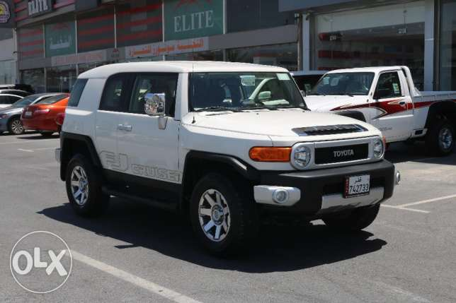 Brand NEW FJ Cruiser 2016 - Midoptions