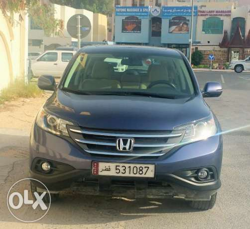 Honda CRV Dec 2013 done 28000km Excellent Condition