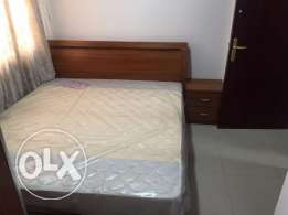 Ad.01BHK full furnished Qr.4000/- Old Airport