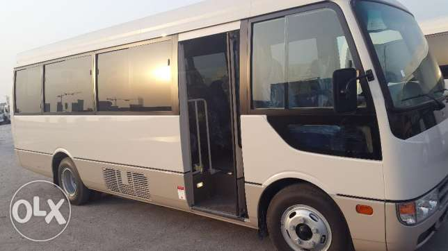 Busses for rent