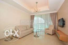 Contemporary Layout 1 Bedroom Furnished