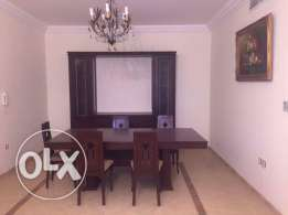 Luxury Fully Furnished 2-BR Flat in AL Sadd/Gym/Pool+2-FREE MONTHS