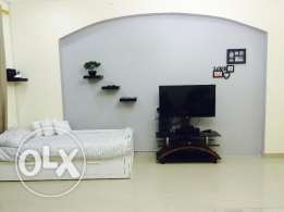 1 BHK big and extra spacious, near VILLAGIO AND AL SADD