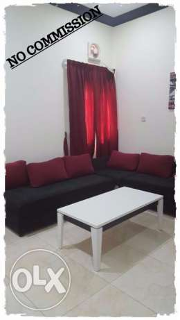 Furnished 1-BHK available in Khartiyat
