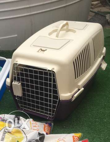 cat carrier box