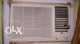 We are sale good condition LG and General Ac .