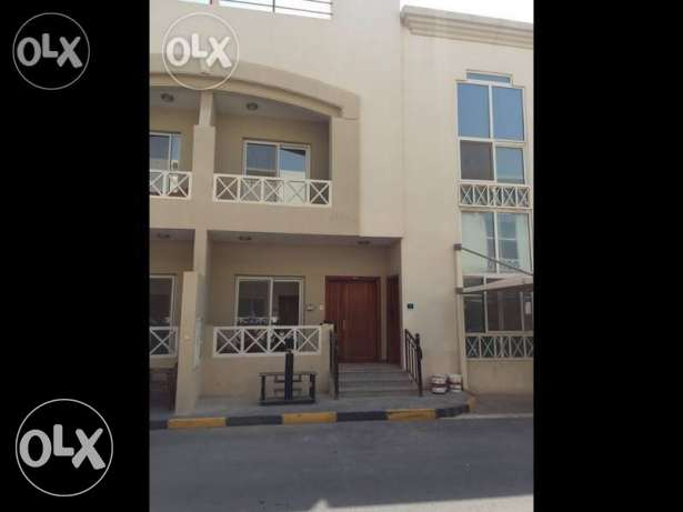 Unfurnished 4-BR Villa in Ain Khaled,Gym,Pool,Tennis,Basketball+Free M