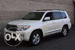 Toyota - Land cruiser VXR - 2014