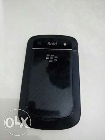 excellent condition BlackBerry bold 9900