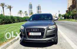 Audi Q7 - Full Option - 3.0T Supercharged