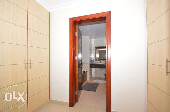 Furnished 1 Bed Home with Various Lovely Views الؤلؤة -قطر -  6