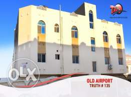 Unfurnished 2- Bedroom Apartment: Old Airport
