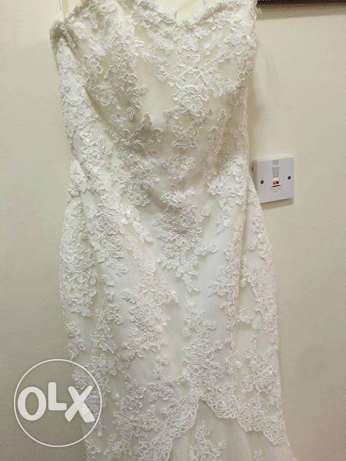 Pronovias wedding dress for Sale ميناء دوحة -  6
