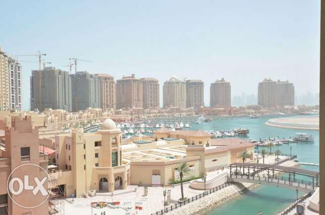 Furnished 1 Bed Home with Various Lovely Views الؤلؤة -قطر -  4