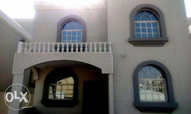 for bachelors..6 bedroom + out house u/f stand alone villa in gharrafa