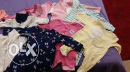 New born clothes+baby sleeping bag gift
