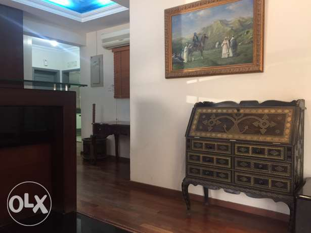 office 5000 full furnished