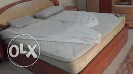 Mattress - spring- King Size