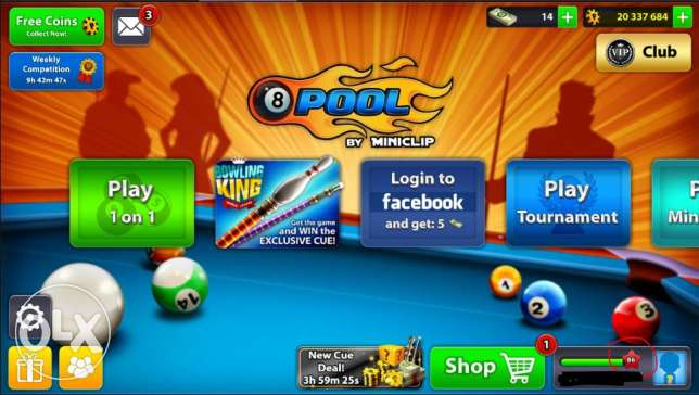8 ball pool coins Special Offer