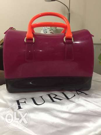 Furla Candy Bag + Furla Slipper