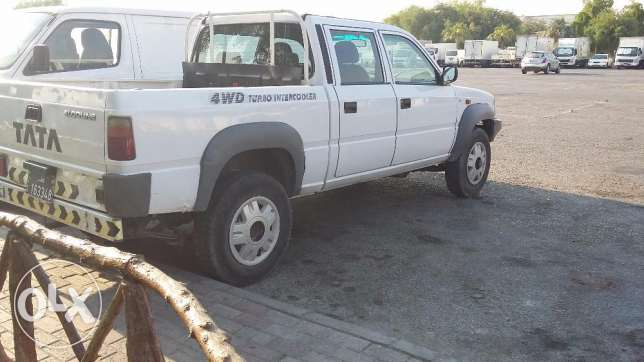 Pickup tata New isthimar deasel 2007