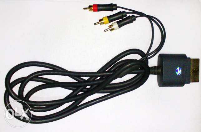 Original AV cable for XBOX 360