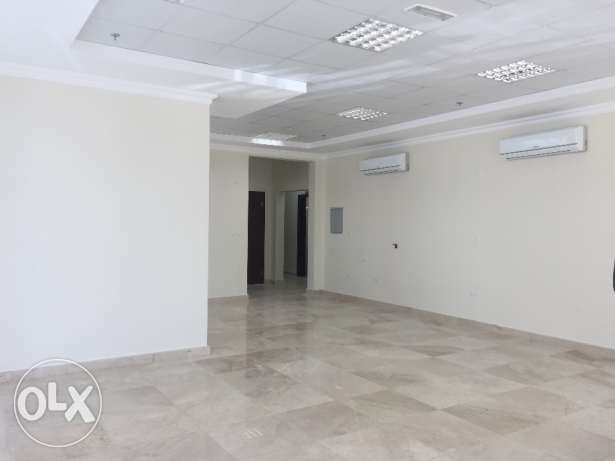 100, 120 sqm brand new office space for rent at C ring road