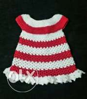 Crochet handmade items order taken