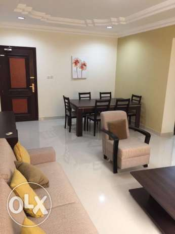 AVAILABLE)02 Bhk FF Flat Al Sadd Short term/ Long term